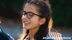 Middle School Movie nerd lip bite middle school movie james patterson GIF
