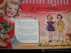 marujita y sus vestiditos.16 patrones de vestid - Comprar Muñecas en todocoleccion - 34397431
