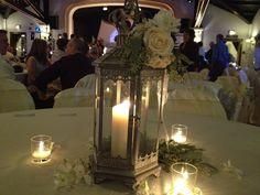 Lantern Centerpieces For Wedding Popular On Wedding Centerpieces Inspiration Ideas Lantern Centerpiece Wedding, Wedding Lanterns, Diy Centerpieces, Reception Table Decorations, Wedding Reception Tables, Wedding Decorations, Floral Decorations, Chic Wedding, Dream Wedding