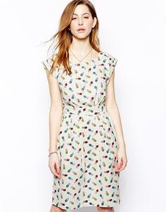 pineapple dress from asos
