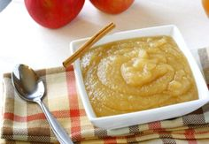 Crockpot Applesauce and 15 other favorite fall apple recipes----this applesauce tasted better than the storebought kind! Halved the recipe and made it in the mini crockpot (2 hours on high) didn't need an immersion blender, just used a potato masher. #Christmas #thanksgiving #Holiday #quote