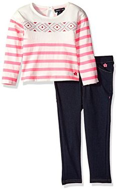 2f2116c6d59 Limited-Too-Girls-Fashion-Top-and-Pant-Set-