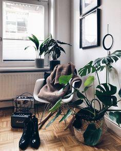 Welcome home   SoLebIch.de  Foto: Kristina.Ahoi   #solebich #einrichten #einrichtung #dekoration #deko #interior #interiorideas #wohnideen #wohnen #einrichtungsideen #inspiration #urbanstyle #urbanjungle #zimmerpflanzen
