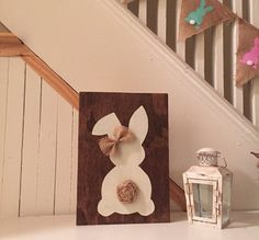 Hey, I found this really awesome Etsy listing at https://www.etsy.com/listing/268964123/bunny-sign-rustic-bunny-sign-easter-sign