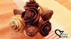 Kirschblüte's Beauty- & Lifestyle Blog aus Österreich: {DIY} Erdbeer-Schokoladen-Rosen zum Valentinstag