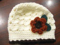 Cluster Crochet Beanie free crochet pattern by Ailsa dawson