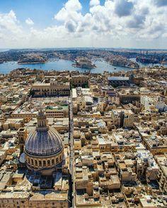 Valletta, Malta - Europe.