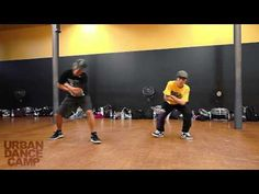 Mariel Martin & Keone Madrid - Sing It Back - Urban Dance Camp 2011