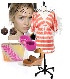 """I Heart Summer"" by jpselects on Polyvore"