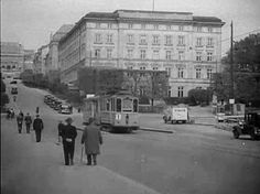 Turku, Aurakatu at 1948