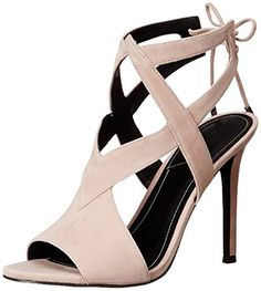 KENDALL  KYLIE Womens Eston2 dress Sandal Sepia Suede 10 M US ** You can find out more details at the link of the image.