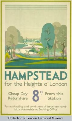 Poster 1983/4/2954 - Poster and Artwork collection online from the London Transport Museum