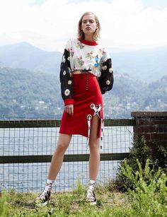 Au Jour Le Jour   Resort 2017 Collection   Vogue Runway