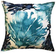 Seaweed Aqua Cushion