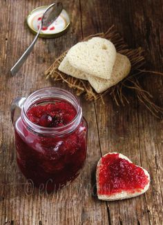 Spiced Cranberry Apple Jam