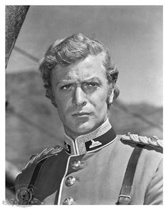 Michael Caine in 'Zulu', 1964 When I Was A Kid And Saw This Movie I Thought Michael Caine Is One Of The Greatest Badasses Of All Time #howrightiwas