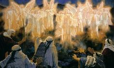 Anjos:  São dotados de vários poderes sobrenaturais, como o de se tornarem visíveis e invisíveis à vontade, voar, operar milagres diversos e consumir sacrifícios com seu toque de fogo. Feitos de luz e fogo  sua aparição é imediatamente reconhecida como de origem divina também por sua extraordinária beleza. Dentre os anjos se encontram aqueles os quais Deus confiou a Guarda dos Homens.