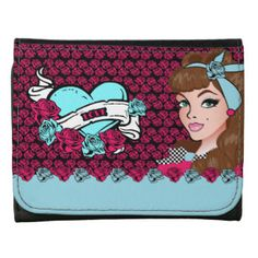 Pin-up Girl, Rock-A-Billy Wallet