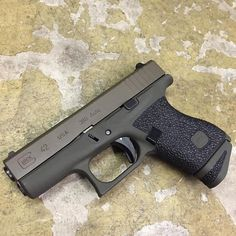 Glock 42 PC: @deadendgunworks #glock #glockporn by glockporn
