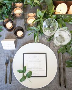 Paperzest created the marble-themed menus, which rested on top of white dinner… Wedding Dinner, Wedding Menu, Wedding Ideas, Wedding Tables, Dream Wedding, Wedding Reception, Spring Wedding, Garden Wedding, Wedding Cake