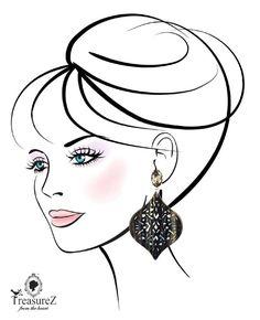 "14 Likes, 1 Comments - TreasureZ from the Heart (@treasurezfromtheheart) on Instagram: ""Sultan's Pride earrings; Autumn must-haves!  Nieuwe collectie oorbellen online! Like?  #earrings…"""