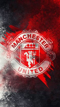 Camisa Manchester United, Manchester United Poster, Manchester United Players, Manchester Logo, Pogba Manchester, Cr7 Wallpapers, Sports Wallpapers, Iphone Wallpapers, Barcelona E Real Madrid