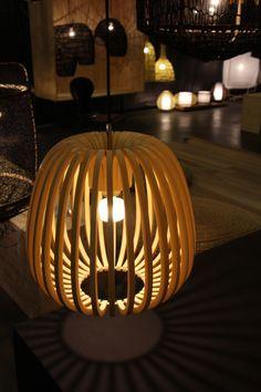 ay illuminate suspension lampe light bambou stéphanie caumont dkomag