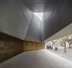 New Shanghai Theatre, Shanghai, 2016 - Neri&Hu Design and Research Office