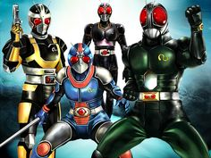 /Kamen Rider Black RX/#1138682 - Zerochan
