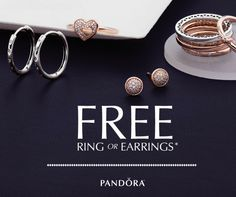 Shop now and receive a FREE ring or earring pair when you spend $100 or more on PANDORA Jewelry through October 22nd. Choose a look you love or discover something completely new! #PandoraWestland #Pandorajewelry @PandoraWestland