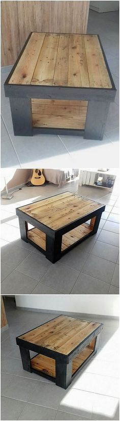 This simple table project is amazingly set all out with the perfect finishing of the wood pallet stroke use over it. It incredibly loves looking because you will be finding the elegant variation in the designing formation work being involved in it on the whole. Bring it in your house right now!