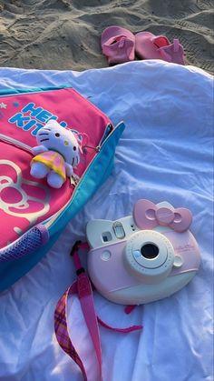 Key West, Tartan Wallpaper, Hello Kitty Iphone Wallpaper, Preppy Stickers, Malibu Barbie, Anime Crafts, Hello Kitty Items, My Vibe, Fujifilm Instax Mini