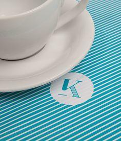Coffee Cup on Karaca Logo