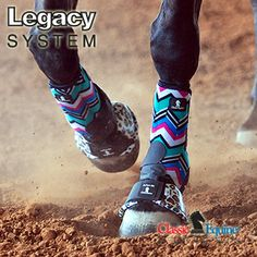 Legacy System Hind Boots at Horsetown.com