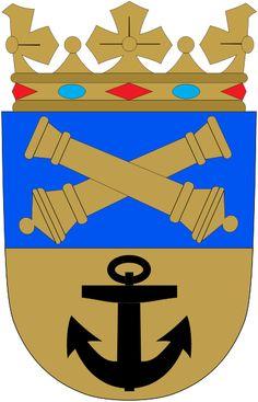 Coat of arms of Loviisa