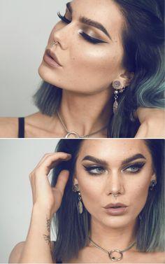 Sirene - Makeup by Linda Hallberg
