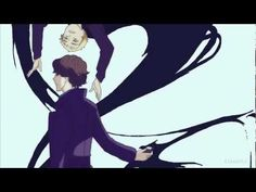 """Anime-style Sherlock video using the style of the """"Durarara! Song is Yuya Matsushita, """"Trust Me. Sherlock Anime, Sherlock Holmes, Jeremy Brett, Nerd, How To Focus Better, Anime Songs, Durarara, Geek Out, Anime Style"""