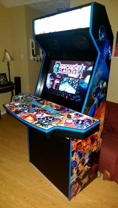 Arcade cabinet 4 players & 10 best 4-Player Cabinet images on Pinterest in 2018 | Arcade ...