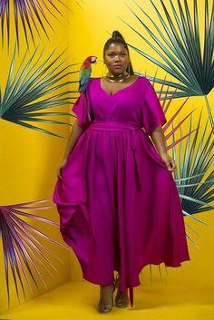 Fat Fashion, Curvy Fashion, Skirt Fashion, Plus Size Fashion, Jeans Fashion, Fashion Night, Ladies Fashion, Fashion Ideas, Dress With Jean Jacket