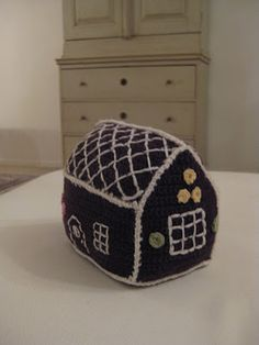 "ginger bread house by blog ""Fannyn talossa"""