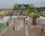 Looking to cool off? Check out these Long Island spray parks with the kids!...