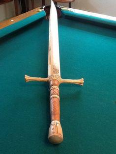Handcarved Wooden Swords