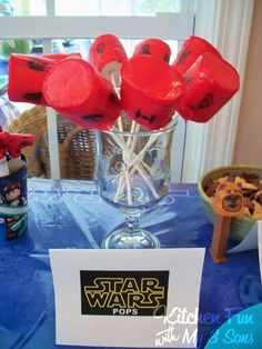 Kitchen Fun With My 3 Sons: Search results for star wars