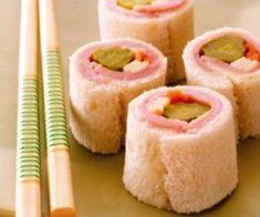 Sandwich sushi, ¿nos das ideas de relleno?