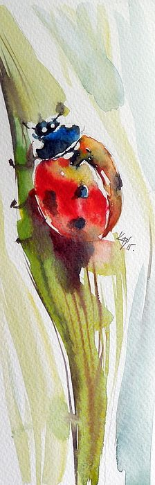 Kovacs Anna Brigitta WATERCOLOR More