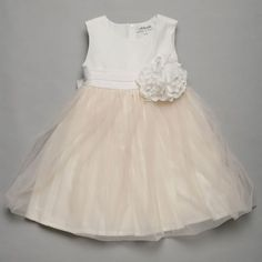 would be pretty w/ different shades of tulle for each   Nellystella Natalie Dress