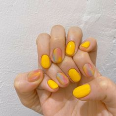 Nail Manicure, Gel Nails, Acrylic Nails, Minimalist Nails, Cute Nails, Pretty Nails, Milky Nails, Kawaii Nails, Short Nails Art