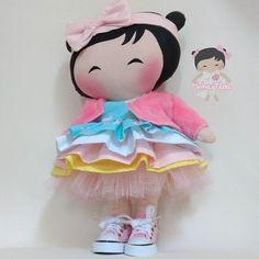 Peça sua Tilda Toy que fica em pé sozinha  ela está ainda mais linda ❤️ . #tilda #tildinha #tildatoy #bonecadepano #tildatoys #feitocomamor #feitocomcarinho #mãedemenina #gravidez #coisasdemenina #maternidade #fofura #chádebebê #decoração #doll #dolls #tildaworld #costurinhas #princesas #newborn #atelie #artesanato #recemnascido #futuramamae #vestidodeboneca #meumundocorderosa #maedeprincesa #maecoruja