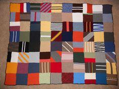 Ravelry: The Ron Weasley Blanket by Penguineer pattern by Jackie Wierzbicki