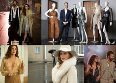 American Hustle fashion | clothing styles of the 70s